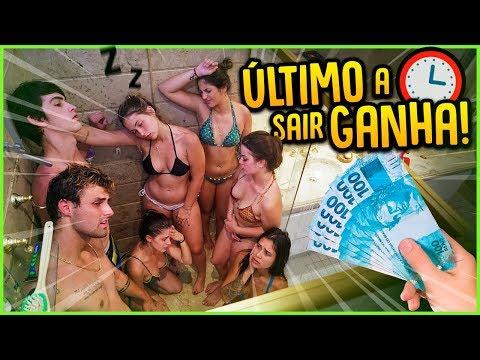 ULTIMO A SAIR DO BOX GANHA 5000 R$ !! ( QUEM GANHOU? ) [ REZENDE EVIL ]