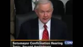 Jeff Sessions smokes crack with black people , is not racist loves African Americans