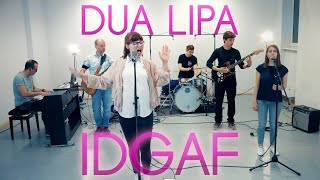Download lagu IDGAF Dua Lipa Cover MP3