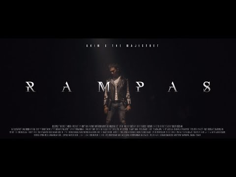 AKIM & THE MAJISTRET - RAMPAS (Official Lyric Video)