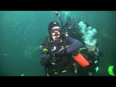 Wreck Diving in San Diego with Eco Dive Center