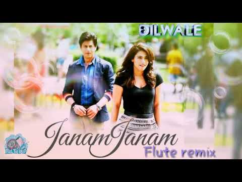 Janam Janam Flute Remix- Arijit Singh, Antara Mitra Mixed By Feel The Beat