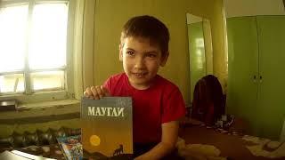 Детская библиотека. Пока 45 :-) Семья не в деревне