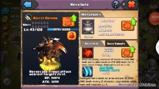 Clash of lords 2 Abyss Demon Review With GAMEPLAY