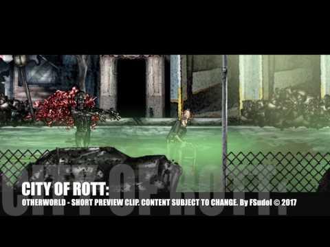 City of Rott: Otherworld News - Short Preview Clip 2017
