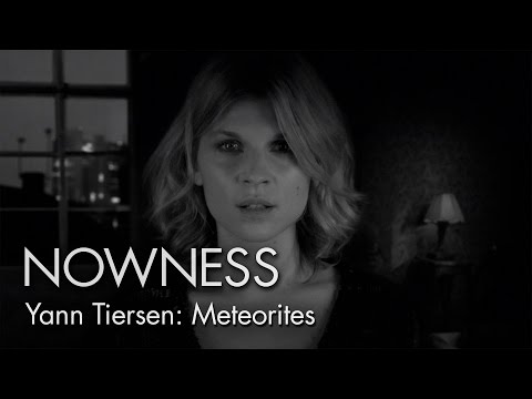"Yann Tiersen, Clémence Poésy and Aidan Moffat in ""Meteorites"" by RobisRob"