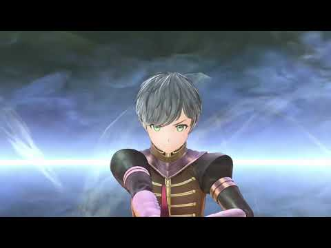 Sword Art Online Alicization Lycoris gameplay Grand Chamberlain man  