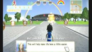 Wii Workouts - Walk It Out - Walking in Daytime