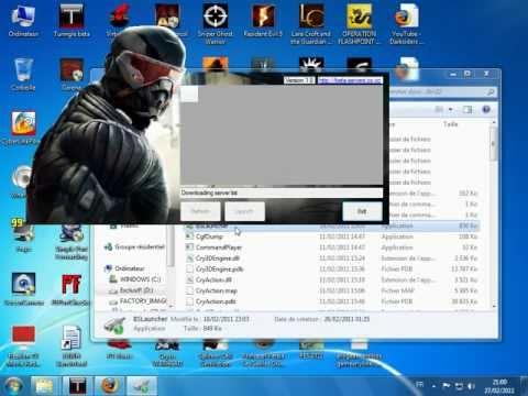 crysis 2 multiplayer bsluncher.exe
