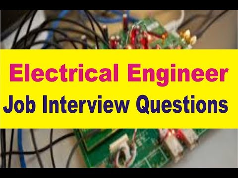 job interview questions for electrical engineer | Online Diploma Course