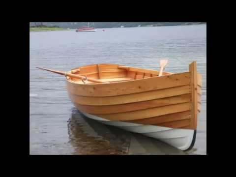 Build A Boat Plans - How To Make A Wooden Model Boat - YouTube