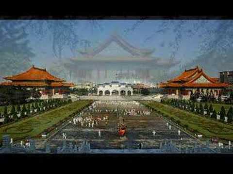 NATIONAL ANTHEM OF REPUBLIC OF CHINA ﹙TAIWAN﹚