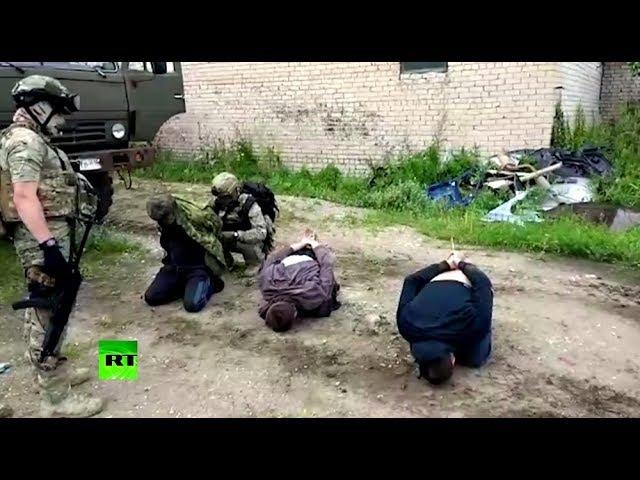 Вестерн по-русски: ФСБ задержала грабителей поезда в Тверской области
