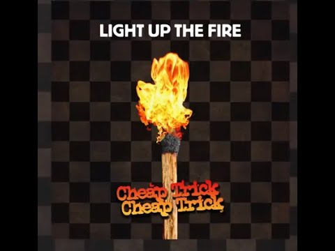 """CHEAP TRICK to debut new single """"Light Up The Fire"""" off new album Jan 28th teaser released ..!"""