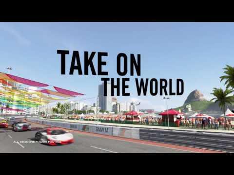 Forza Motorsport 6 - NASCAR Expansion Trailer - 1080p