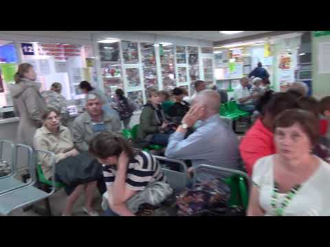 Екатеринбург. Автовокзал Северный