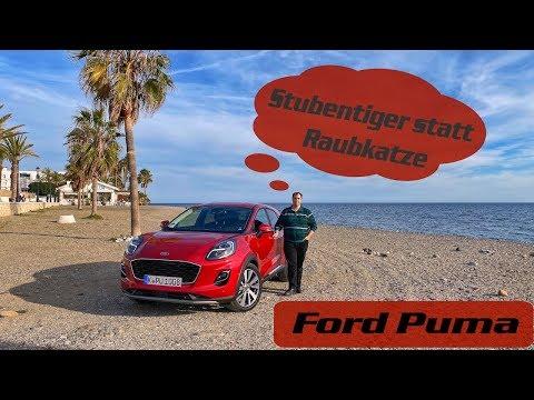 Ford Puma EcoBoost Hybrid   Stubentiger oder Raubkatze?!   Review - Fahrbericht