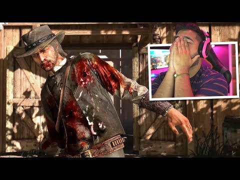 I CAN'T BELIEVE THIS ENDING | Red Dead Redemption Ending