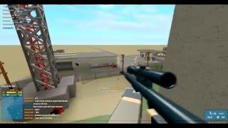 Roblox Phantom Forces: Sniper Montage - Dawning - UnTouchable