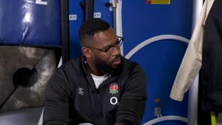 O2 Inside Line Live: Kyle Sinckler and Luke Cowan-Dickie