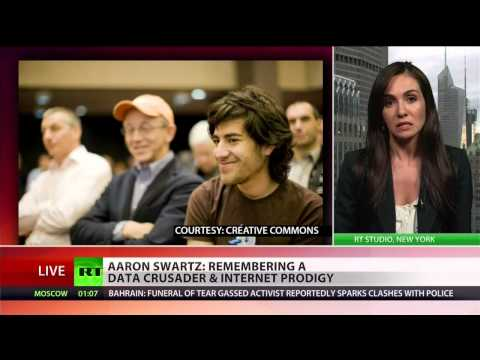 Internet phenomenon Aaron Swartz takes his own life after MIT prosecution