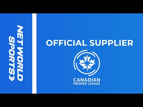 Official Supplier For The Canadian Premier League