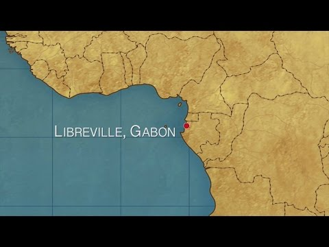Libreville, Gabon - Port Report