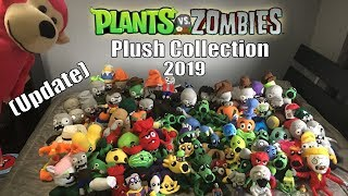 Plants vs Zombies Plush Collection 2019 (Update)