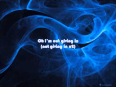 Rudimental - Not Giving In [HD LYRIC VIDEO]