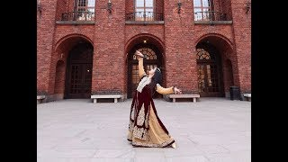 Game of Thrones theme persian dance choreography by Aho Masoumi