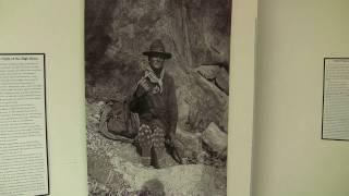 Norman Clyde Exhibit (Eastern California Museum)