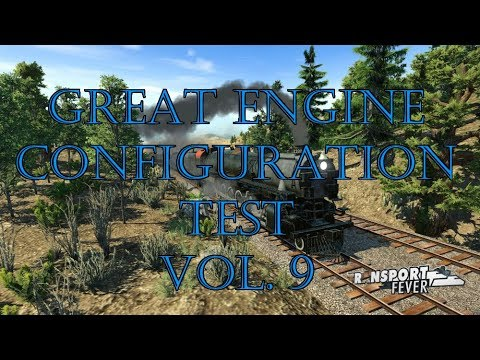 TF - TOT - The Great Engine Configuration Test - Vol. 9