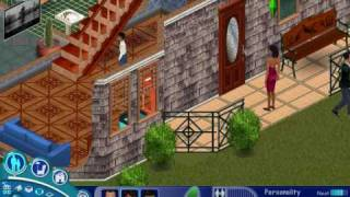 Sims 1 Gameplay | HIGH QUALITY | Part 1