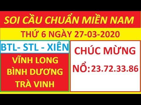 Soi Cầu Triệu Thiên/dự đoán 27/03 Soi Cầu Miền Nam/soi Cầu Yết Thanh/bé Việt Li/nguyễn Khánh Xsmn