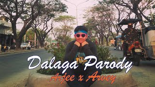 Dalaga Parody | Arjee (Official Parody Video)