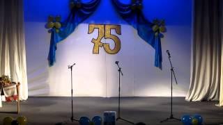 Відеоматеріал з нагоди святкування 75-річного ювілею Тернопільської обласної бібліотеки для дітей