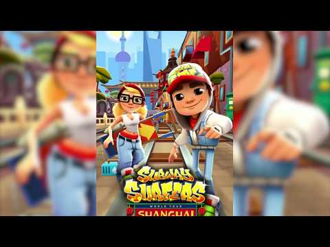 Subway Surfers Shanghai Android Gameplay #8