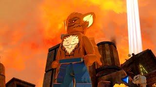 LEGO Batman 3: Beyond Gotham - Man-Bat Gameplay and Unlock Location