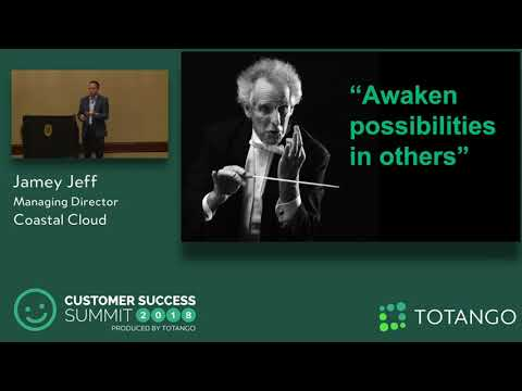 Designing the Most Effective Onborading Program - Customer Success Summit 2018 (Track 1)