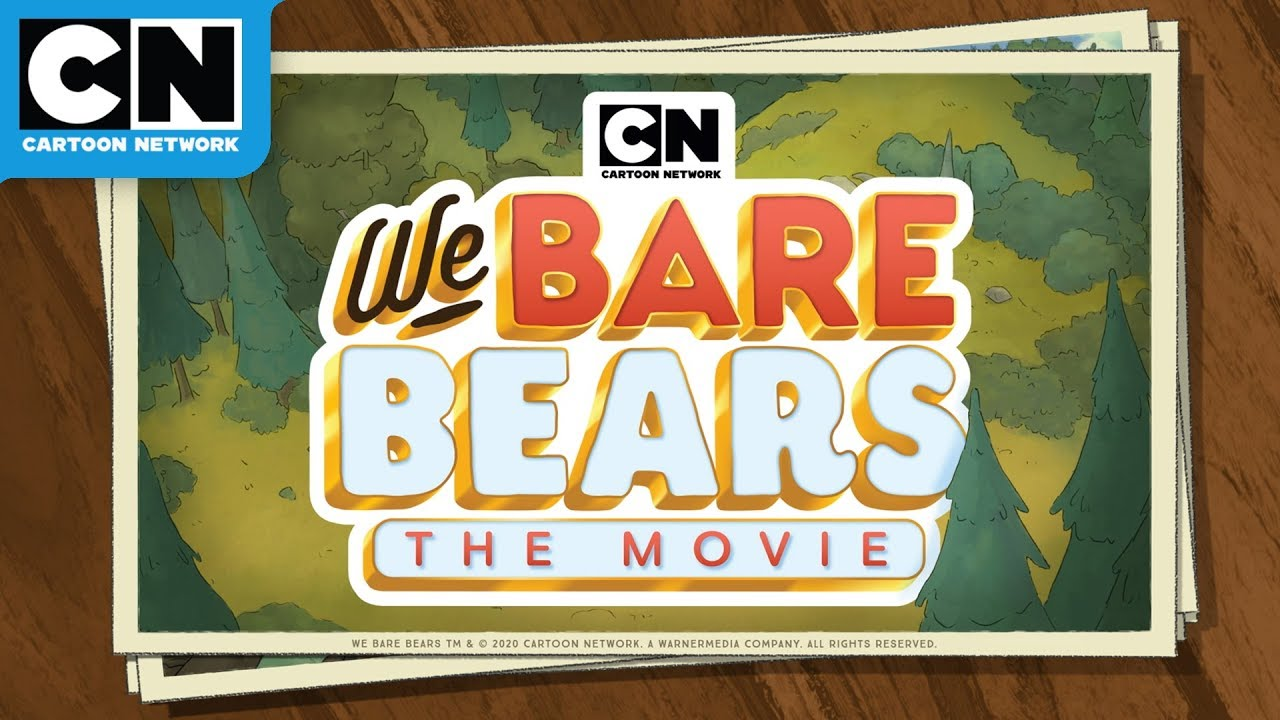 We Bare Bears Movie Official Trailer   Cartoon Network - YouTube