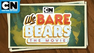 We Bare Bears Movie Official Trailer | Cartoon Network