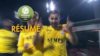 Stade Brestois 29 - AS Nancy Lorraine ( 2-1 ) - Résumé - (BREST - ASNL) / 2018-19