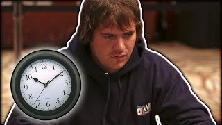 Calling the Clock on Marvin Rettenmaier