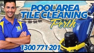 Cleaning Pool Tiles | Perth Pool Tile Cleaners