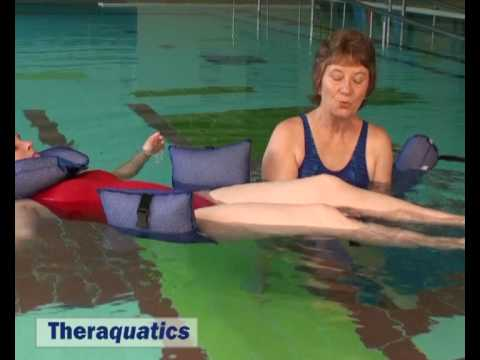 Theraquatics Sausage Float- Item 9309. Versatile Aquatic Therapy & Water Fitness Equipment.