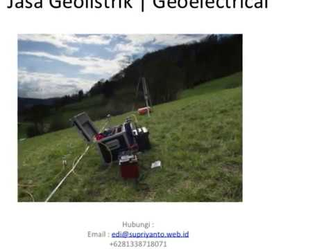 Jasa Geolistrik | Geo Electric Kabupaten Sinjai Sulawesi Selatan