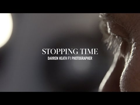 Stopping Time - Darren Heath F1 Photographer
