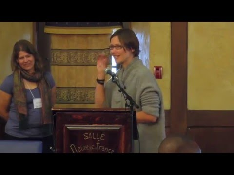 Conservation Governance II Panel - CICADA Conference, Oct. 25, 2015