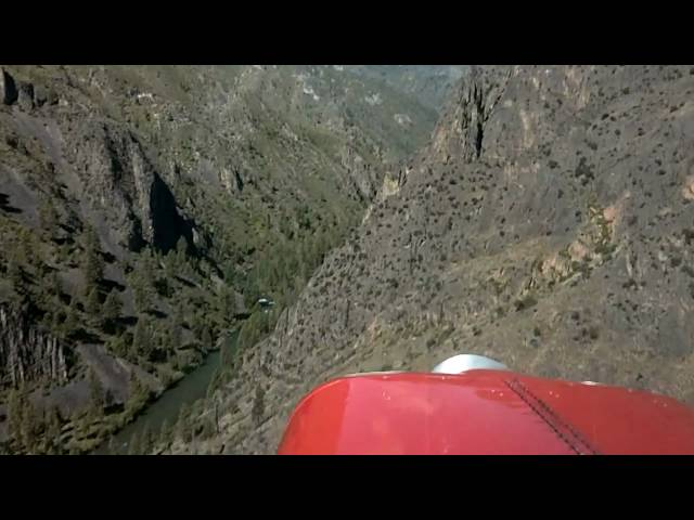 Cabin Creek USFS - I08 - Takeoff ( Idaho backountry ) HD