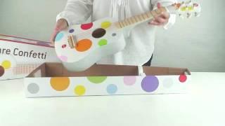 Janod Gitarre Confetti By Www.schoene-spielsachen.de